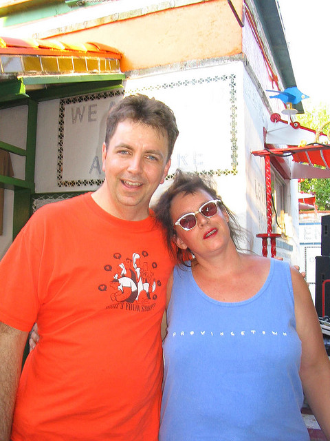 Austin Singer Kathy McCarty and Robert Nagle