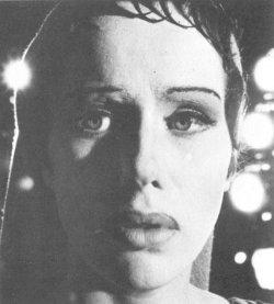 Persona image, Bergman