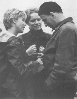 Ignmar Bergman, persona, bibi andersson,  Liv Ullman