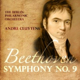 Cluytens Beethoven Symphony Album Cover