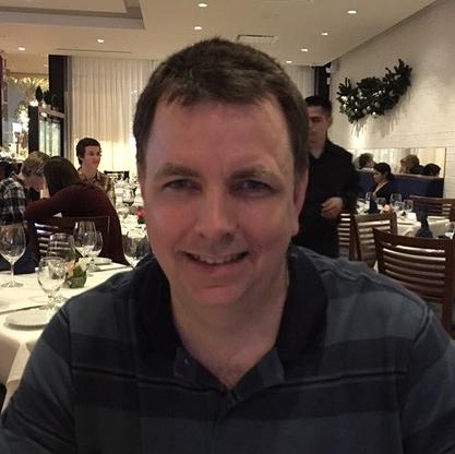 Robert Nagle at 50